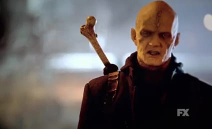 The Strain Trailer: To Turn, or Not to Turn...