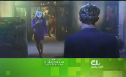 Gossip Girl Promos: Phantom of the Opera Sex Games!
