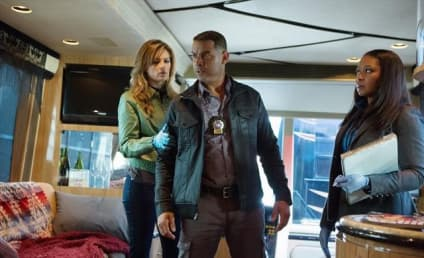 Castle Review: Behind the Murder