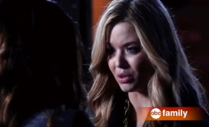Pretty Little Liars Return Promo: Who Are You Hiding From?