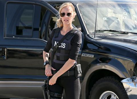 Kim Raver on NCIS: LA