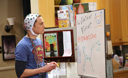 The Big Bang Theory Season 8 Episode 13 Review: The Anxiety Optimization
