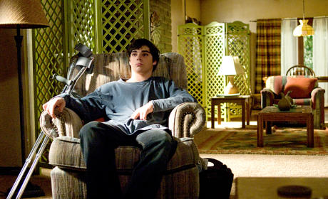"Breaking Bad Exclusive: RJ Mitte on ""Completely Insane"" Season Four"