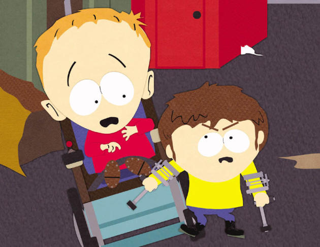 Cripple Fight Picture