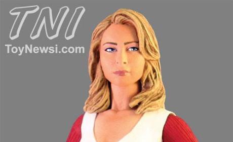 Claire Action Figure
