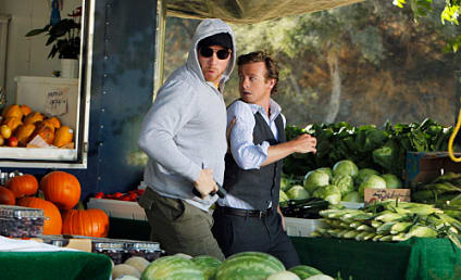 """The Mentalist Review: """"Ball of Fire"""""""