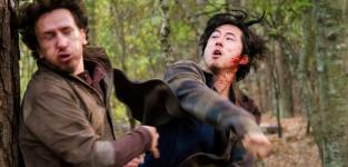 Glenn on the Attack - The Walking Dead Season 5 Episode 16