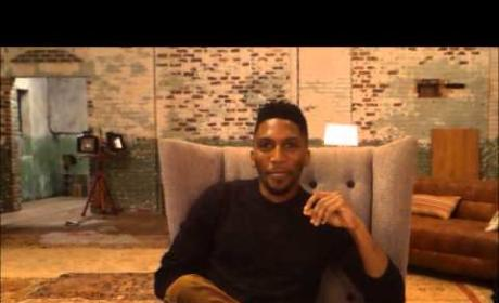 The Originals - Yusuf Gatewood on the Mikaelson Family Reunion