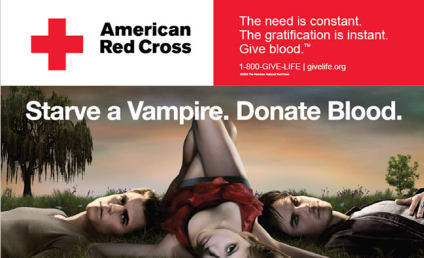 The Vampire Diaries Requests: Starve a Vampire. Donate Blood.