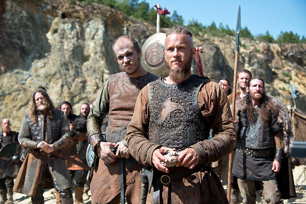 Ragnar and Floki Size Up their Opponents