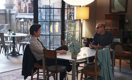 "Willie Garson Teases ""Big Deal"" of a White Collar Reveal: What is Mozzie's Name?"