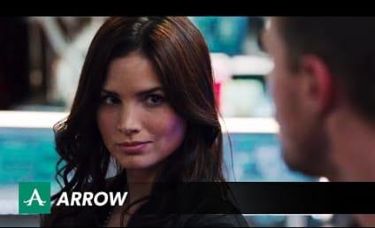 Arrow Sneak Peak: What Was Sara Hiding?