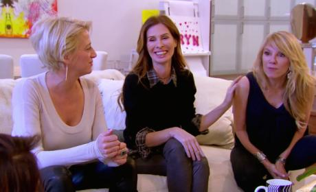 Watch The Real Housewives of New York City Online: The Benefits Of Friendship