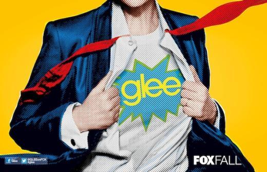 Glee Comic-Con Poster