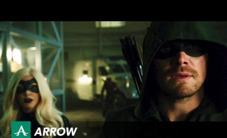 "Arrow Promo - ""The Offer"""