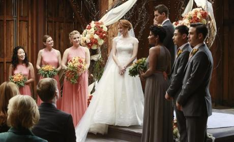 Grey's Anatomy Midseason Finale Photos: An April Wedding