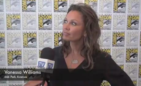 Vanessa Williams Comic-Con Interview