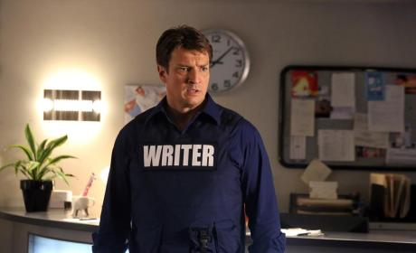 Castle Looks Distressed