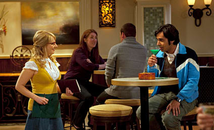 """The Big Bang Theory Review: """"The Herb Garden Germination"""""""