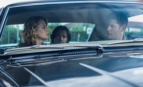 Time for a family road trip - Supernatural Season 12 Episode 3