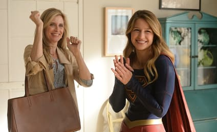 Supergirl: Renewed for Second Season, Moving to The CW