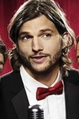 Ashton Kutcher is Walden Schmidt
