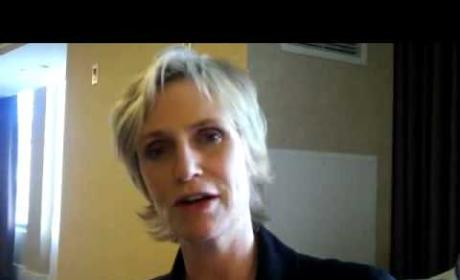 Jane Lynch Speaks