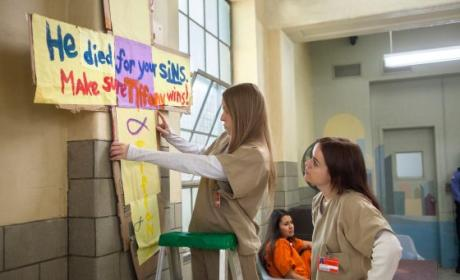 Orange is the New Black Review: Taking Responsibilty
