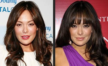 Lindsay Price: Bangs or No Bangs?
