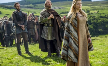 Vikings Season 3 Episode 2 Picture Preview: Harbard Arrives