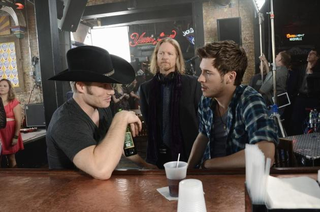 Chris Carmack on Nashville