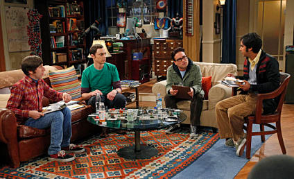 """The Big Bang Theory Review: """"The Wiggly Finger Catalyst"""""""