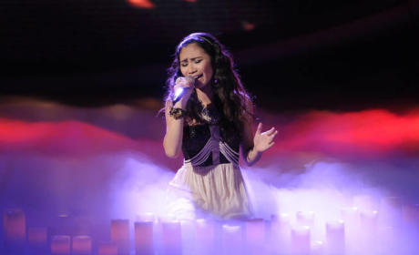 Jessica Sanchez Confirmed for Glee Guest Spot