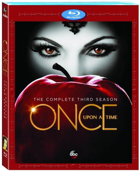 Once Upon a Time Season 3 DVD