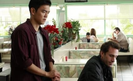 John Cho Knows Nothing About FlashForward