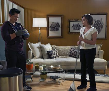 Crazy Ex-Girlfriend - That Text Was Not Meant for Josh!