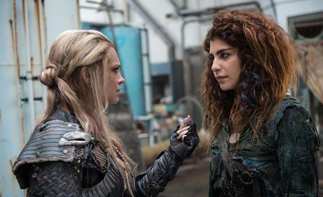 The 100 Season 3 Episode 14 Review: Red Sky at Morning