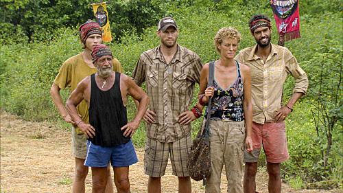 Survivor Nicaragua Final Five