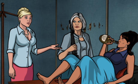 Archer Review: Meet The Baby