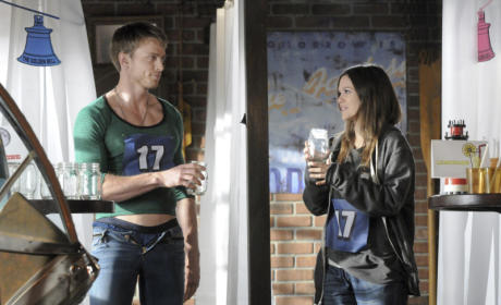 Hart of Dixie Exclusive: Wilson Bethel on Flaring Emotions, Raging Hormones