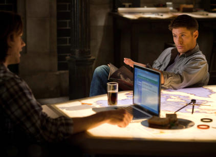 Watch Supernatural Season 8 Episode 19 Online