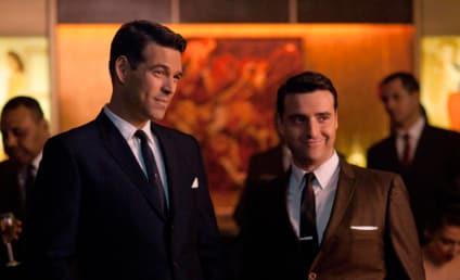Eddie Cibrian to Motivationally Speak on Rizzoli & Isles
