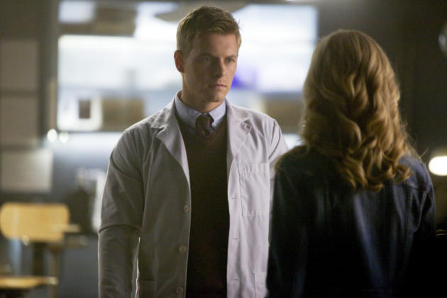 Rock Cosnett on TVD