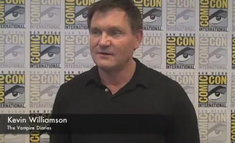 Kevin Williamson Speaks on Phoebe Tonkin