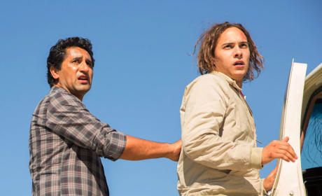 Fear the Walking Dead Season 1 Episode 2 Review: So Close, Yet So Far