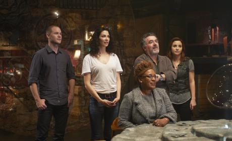 Warehouse 13: Watch Season 5 Episode 6 Online