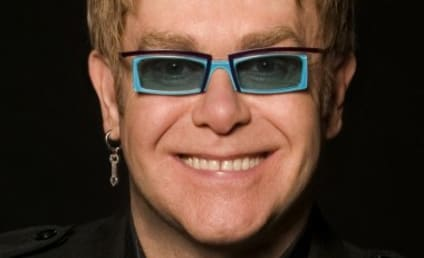 Elton John Campaigns for Role on Glee