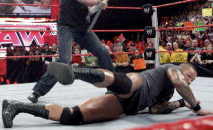 WWE Raw Results: 2/23/09