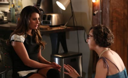 "Glee Music: ""The Untitled Rachel Berry Project"""