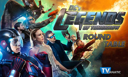 DC's Legends of Tomorrow Round Table: Bloodlust Burnout
